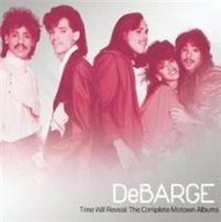 Audio CD DeBarge. Time Will Reveal: The Complete Motown Albums. Limited Edition