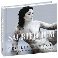 DVD + Audio CD Cecilia Bartoli. Sacrificium (deluxe edition)