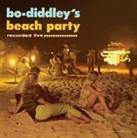 Audio CD Bo Diddley. Beach Party
