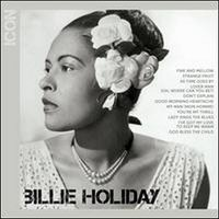 Audio CD Billie Holiday. Icon