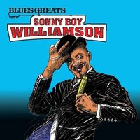 Audio CD Sonny Boy Williamson. Sonny Boy Williamson