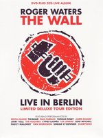Roger Waters. The Wall Live In Berlin (Limited Deluxe Edition) (DVD + CD)