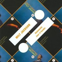 Milt Jackson. Statements. Jazz 'n' Samba (CD)