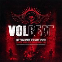 DVD + Audio CD Volbeat. Live From Beyond Hell/ Above Heaven