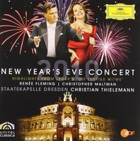 Audio CD Christian Thielemann. Dresden: New Years Eve Concert 2010