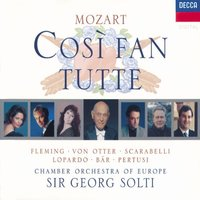 Audio CD Sir Georg Solti. Mozart: Cosi Fan Tutte