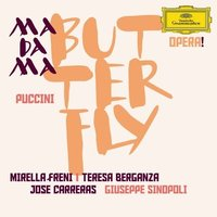 Audio CD Giuseppe Sinopoli. Puccini: Madama Butterfly