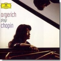 Audio CD Chopin Frederic. Argerich plays Chopin