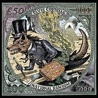 Audio CD Elvis Costello. National Ransom