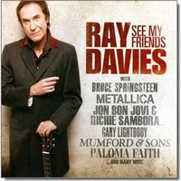 Audio CD Davies Ray. See My Friends