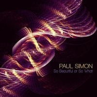 DVD + Audio CD Paul Simon. So Beautiful Or So What