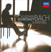 Audio CD Vladimir Ashkenazy. Bach: the six partitas