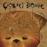 DVD + Audio CD Crowded House. Intriguer
