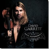 Audio CD Garrett David. Rock Symphonies