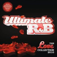 Various Artists. Ultimate R&B Love 2010 (CD)