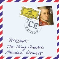 Audio CD Various Artists. Mozart: The String Quartets