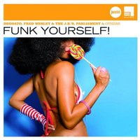 Audio CD Various Artists. Funk Yourself! (Jazz Club)