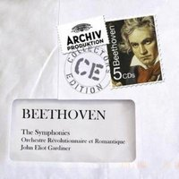 Audio CD Various Artists. Beethoven: The 9 Symphonies