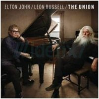 Audio CD Elton John. Union
