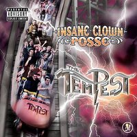 Audio CD Insane Clown Posse. The Tempest