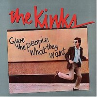 Audio CD The Kinks. Give The People What They Want