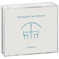 Audio CD The Penguin Cafe Orchestra. A History