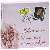Audio CD Wilhelm Kempff. Schumann: Piano Works