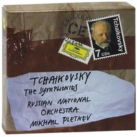 Audio CD Mikhail Pletnev. Tchaikovsky: The Symphonies