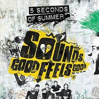 Audio CD 5 Seconds of Summer. Sounds Good Feels Good (Deluxe Edition)