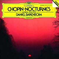 Audio CD Daniel Barenboim. Chopin: Nocturnes