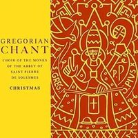 Audio CD Gregorian Chant. Christmas Masses
