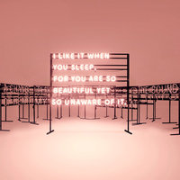 Audio CD The 1975. I like it when you sleep, for you are so beautiful yet so unaware of it