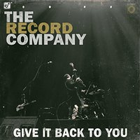 Audio CD Record Company. Give It Back to You