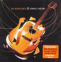 Audio CD Lee Ritenour. 6 String Theory