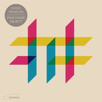 Audio CD GoGo Penguin. Man made object