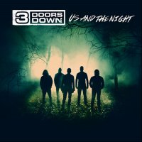 3 Doors Down: Us and the Night (CD)