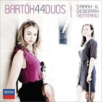 Audio CD Sarah Nemtanu; Deborah Nemtanu. Bartok: 44 Duos For Two Violins