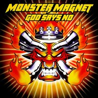 Audio CD Monster Magnet. God Says No (Deluxe)
