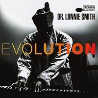 Audio CD Dr. Lonnie Smith. Evolution