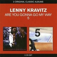 Audio CD Lenny Kravitz. Are you gonna go my way / 5