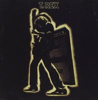 Audio CD T. Rex. Electric Warrior