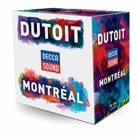 Audio CD Charles Dutoit. The montreal years