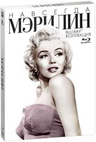 Мэрилин навсегда. Blu-Ray коллекция [испорчена упаковка] (7 Blu-Ray) / Forever Marilyn. The Blu-ray Collection: Gentlemen Prefer Blondes / How to Marry a Millionaire / River of No Return / There's No Business Like Show Business / The Seven Year Itch / Some Like It Hot / All About Eve