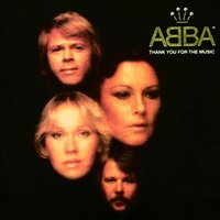 Audio CD ABBA. Thank you for the music