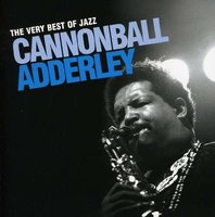 Audio CD Cannonball Adderley. The very best of jazz