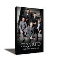 DVD + Audio CD Boyzone. Back again... - the greatest hits