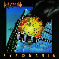 Audio CD Def Leppard. Pyromania (deluxe)