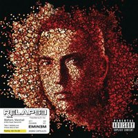Audio CD Eminem. Relapse