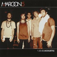 Audio CD Maroon 5. 1.22.03 Acoustic