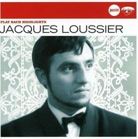 Audio CD Jacques Loussier. Play Bach Highlights (Jazz Club)